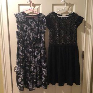 Xhilaration Dresses - 2 LN exhilaration size XS dresses